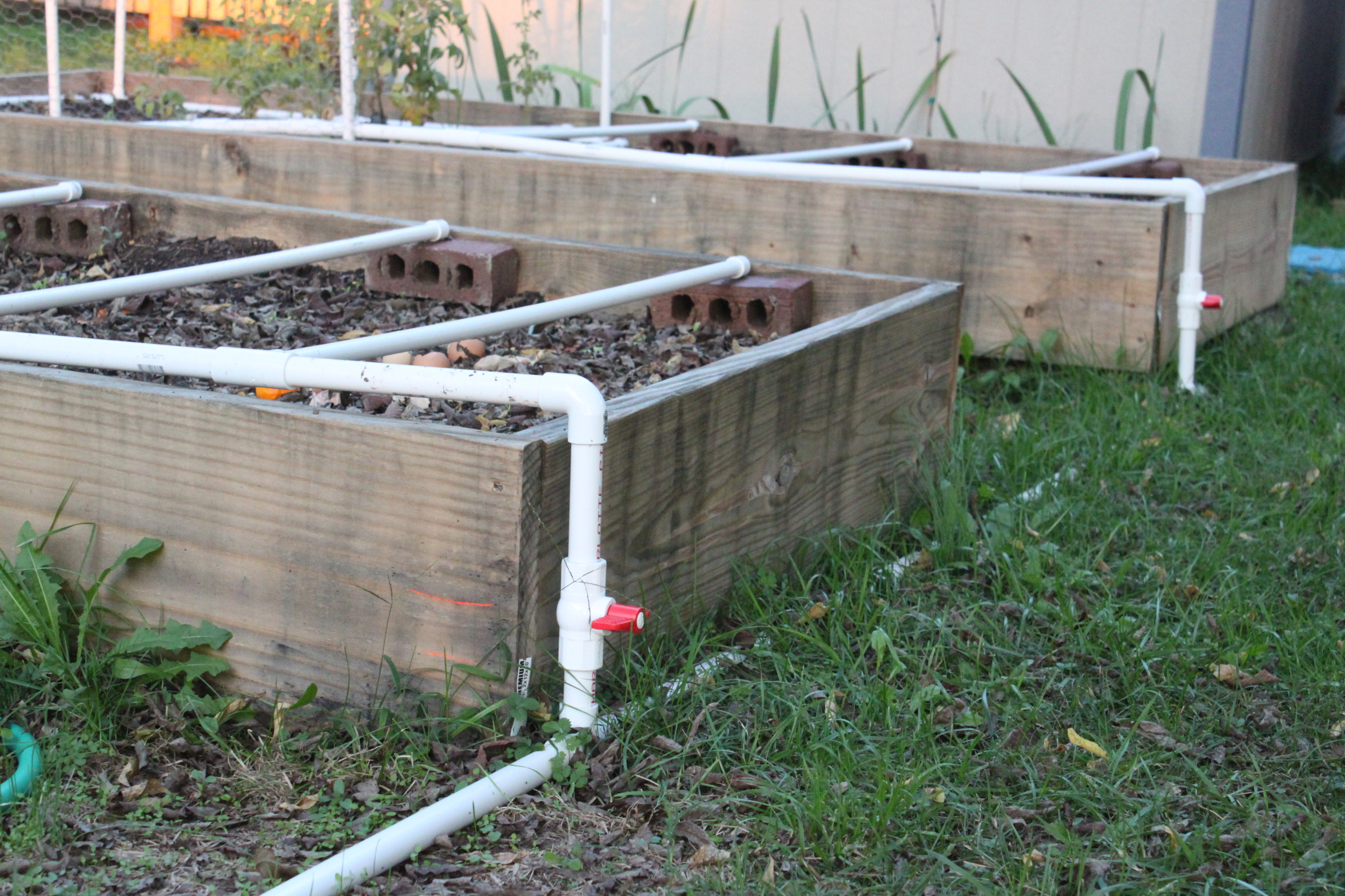 Irrigation for Raised Bed Gardening Modern Homemakers