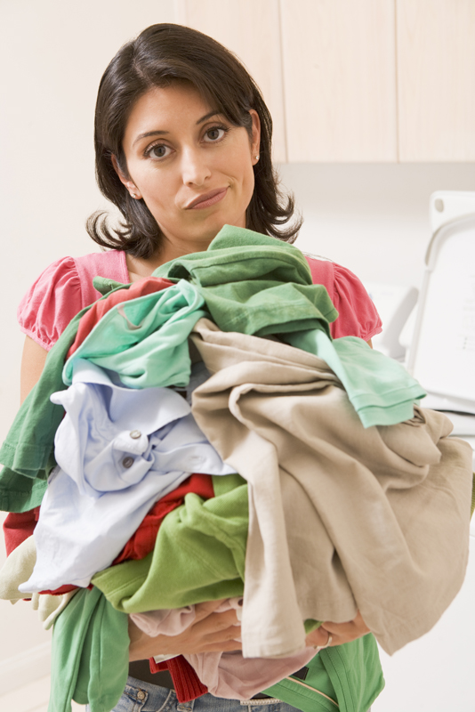 Finding The Perfect Laundry Schedule