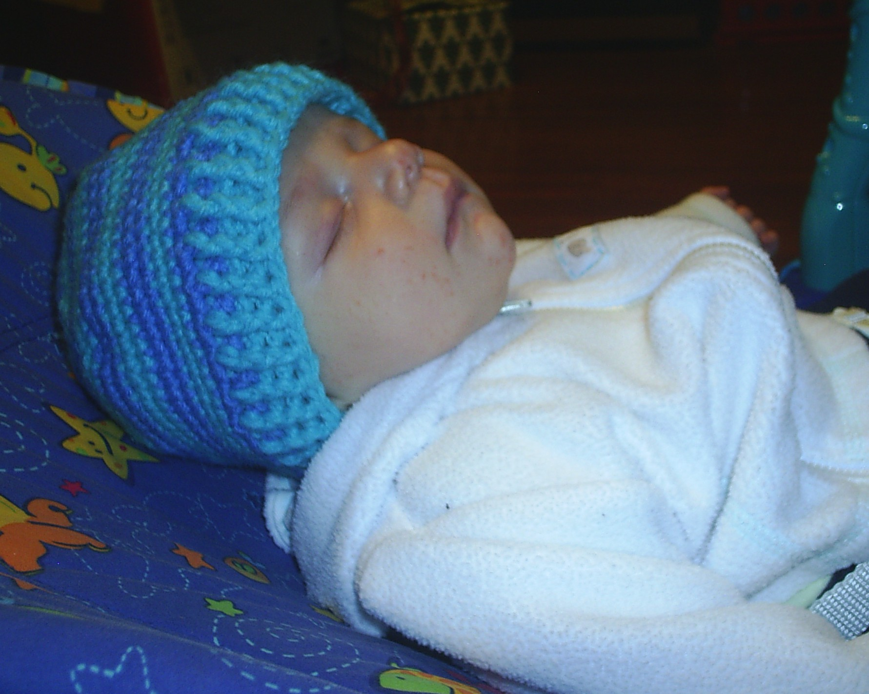 Baby Hat Crochet Pattern - Modern Homemakers