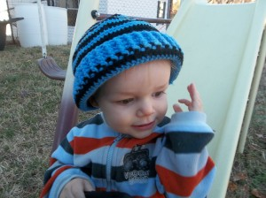 toddler hat crochet pattern