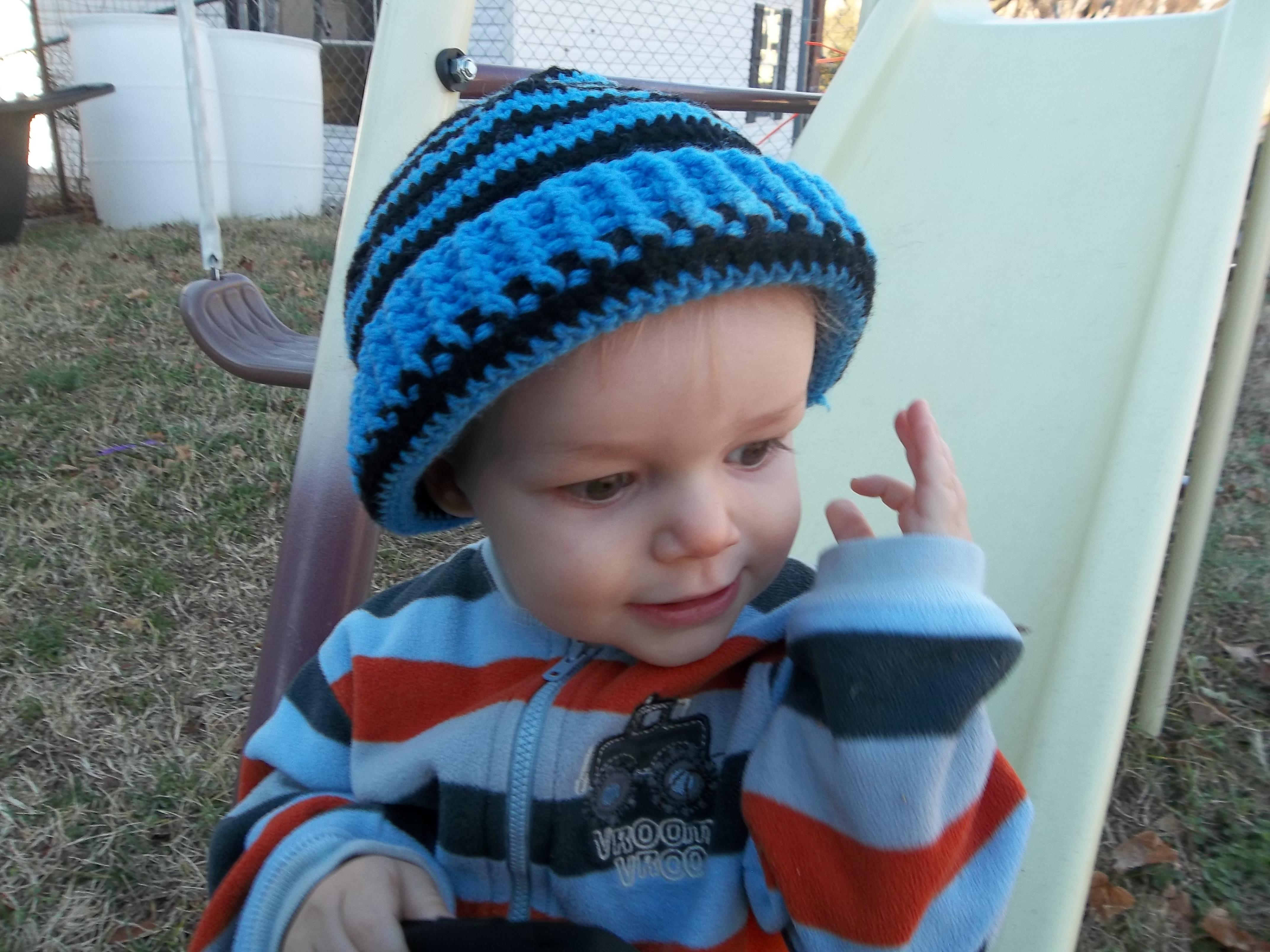 Toddler Crochet Hat Pattern Modern Homemakers