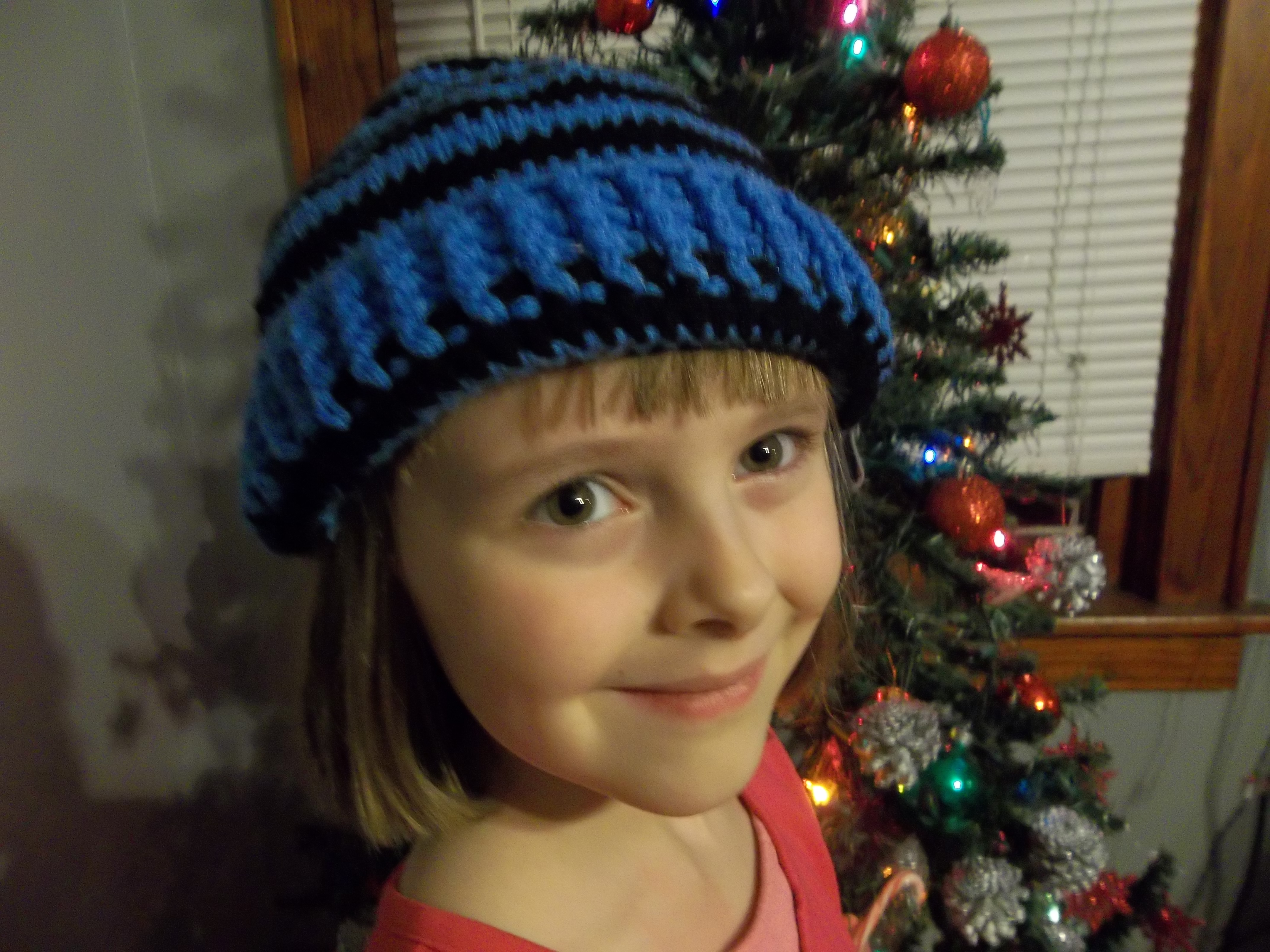 Free Crochet Hat Patterns For 1 Year Old : Toddler Crochet Hat Pattern - Modern Homemakers