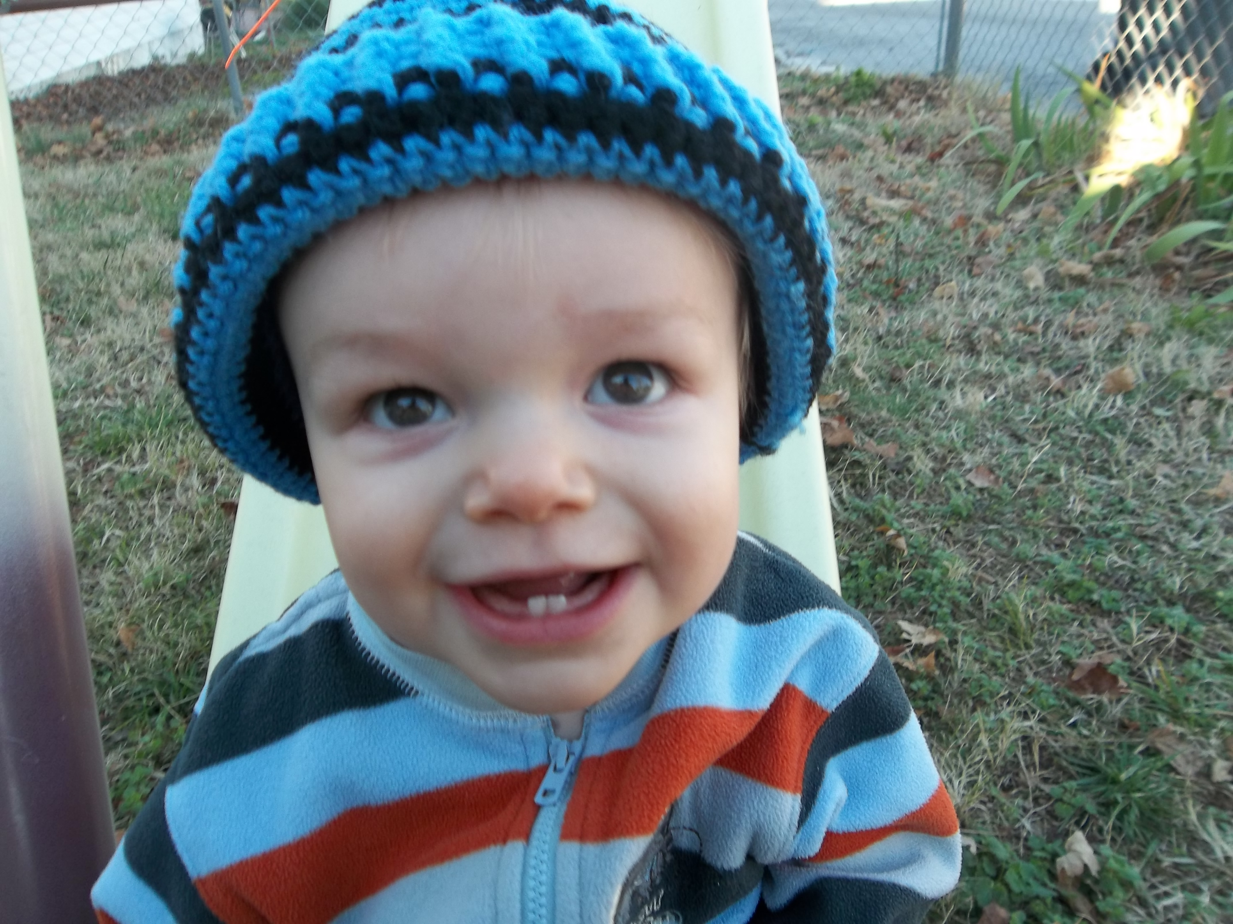 Toddler Crochet Hat Pattern - Modern Homemakers