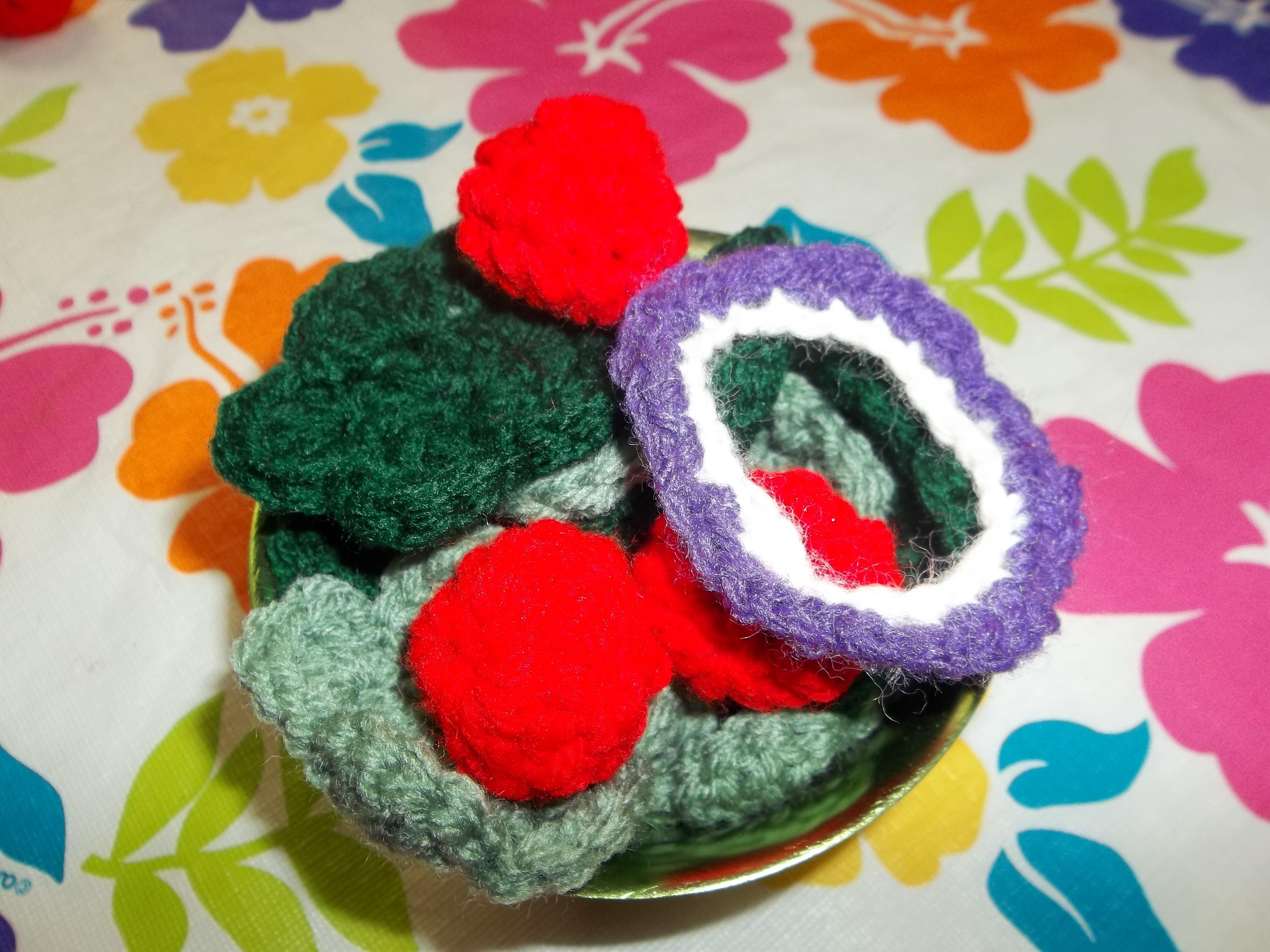 Crochet Lettuce - Modern Homemakers
