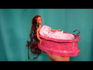 how to make barbie furniture