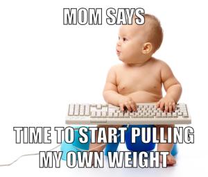 parenting memes entitlement