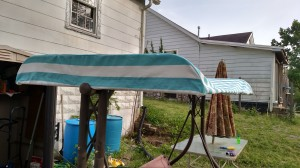 diy swing canopy