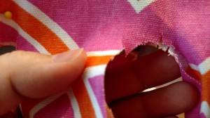 how to sew chair cushions