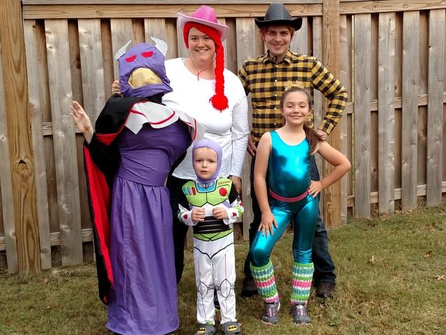 jessie toy story costume