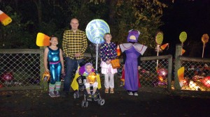 modern homemakers, ghouls at grassmere